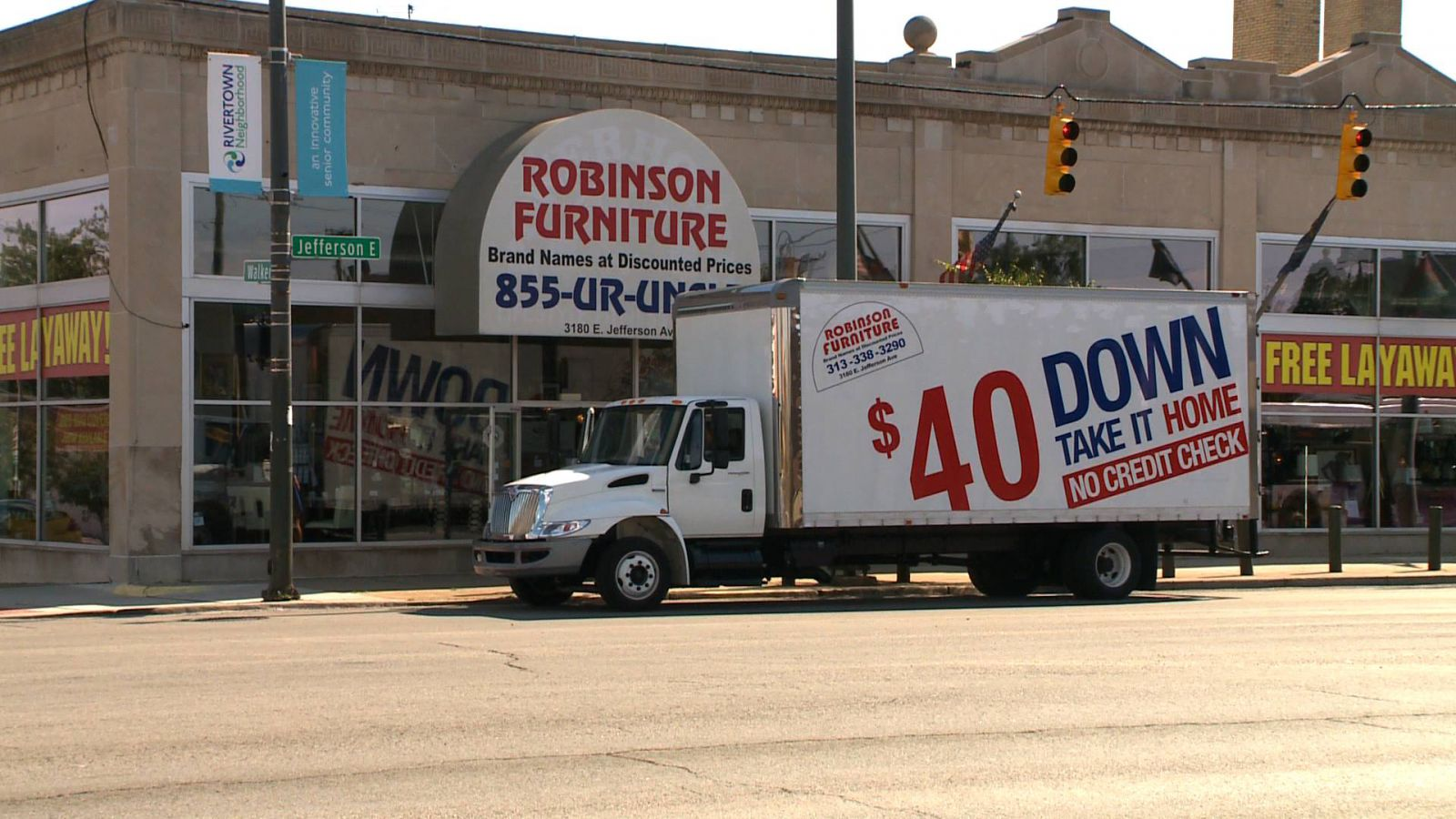 Robinson Furniture Detroit About Us